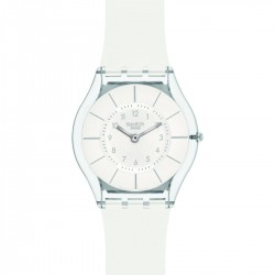 SWATCH WHITE CLASSINESS...